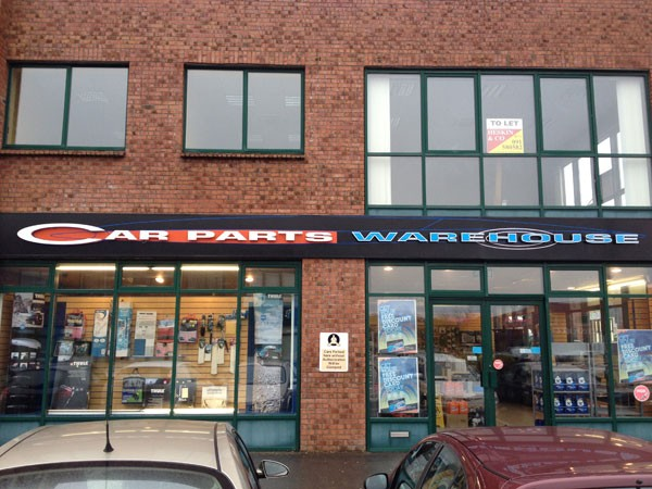 Warehouse Car Parts Galway
