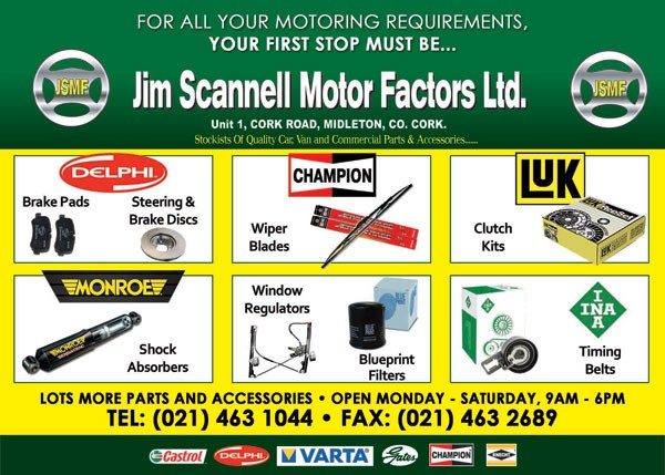 Jim scannell motor factors ltd midleton motor factors car parts photo gallery malvernweather