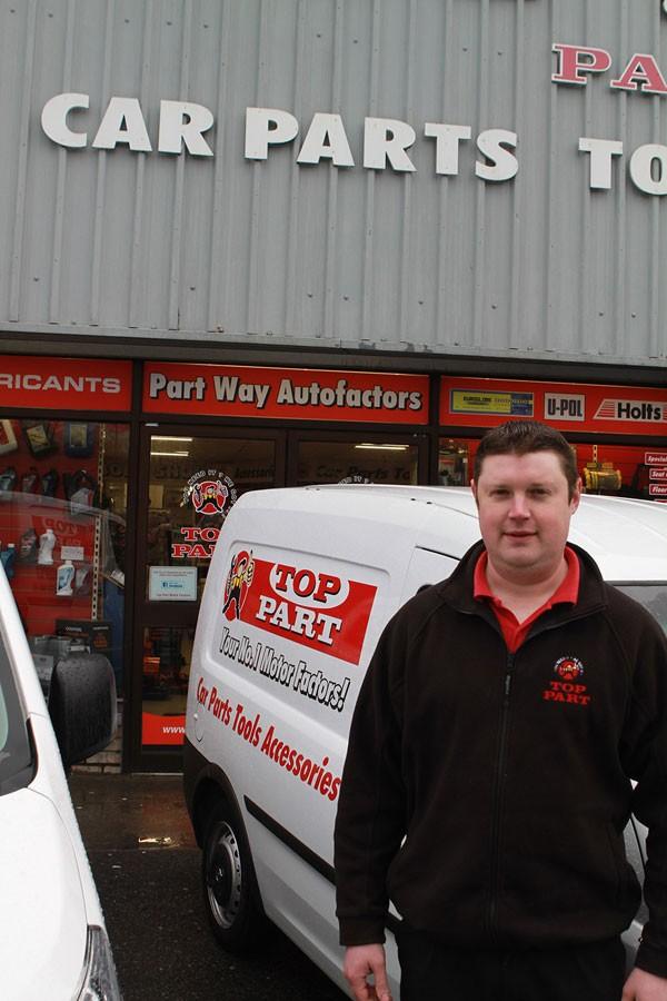 Top Part Galway Motor Factors Car Parts Accessories In Tuam Road