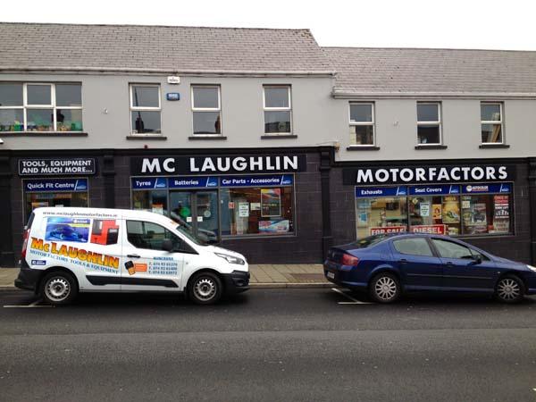 Mclaughlin Motor Factors Buncrana Motor Factors Car