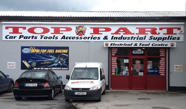 Top Part Nenagh Motor Factors Car Parts Accessories In Nenagh